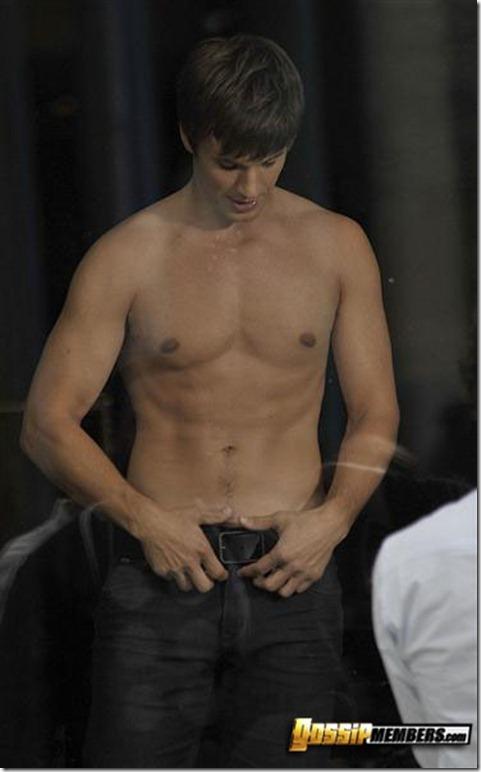Matt lanter nude